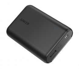 Powerbank Anker Power Bank PowerCore 10000 mAh, 2.4A (czarny)