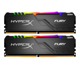 Pamięć RAM DDR4 HyperX 32GB (2x16GB) 3466MHz CL16  Fury RGB
