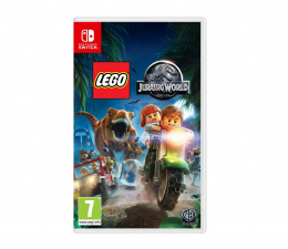Gra na Switch CENEGA Lego Jurassic World