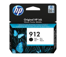 Tusz do drukarki HP 912 3YL80AE Black 300str