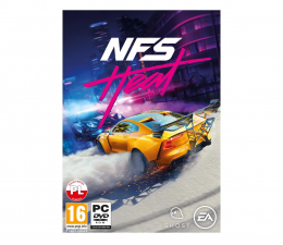 Gra na PC PC Need for Speed HEAT