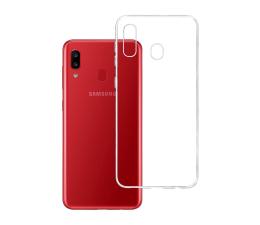 Etui/obudowa na smartfona 3mk Clear Case do Samsung Galaxy A20