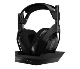 Słuchawki bezprzewodowe ASTRO A50 Wireless + Base Station dla PS4, PC