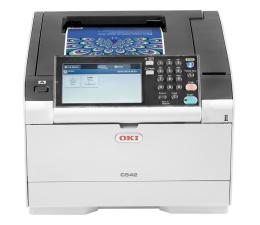 Drukarka laserowa kolorowa OKI C542dn