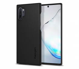 Etui / obudowa na smartfona Spigen Thin Fit do Samsung Galaxy Note 10+ Black
