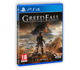 Gra na PlayStation 4 PlayStation Greedfall
