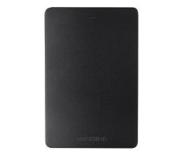 Dysk zewnetrzny/przenośny Toshiba Canvio Alu 500GB USB 3.0 czarny