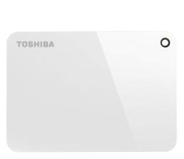 Dysk zewnetrzny/przenośny Toshiba Canvio Advance 3TB USB 3.0 biały