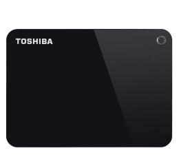 Dysk zewnetrzny/przenośny Toshiba Canvio Advance 3TB USB 3.0 czarny
