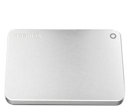 Dysk zewnetrzny/przenośny Toshiba Canvio Premium 3TB USB 3.0 silver metallic