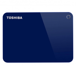 Dysk zewnetrzny/przenośny Toshiba Canvio Advance 3TB USB 3.0 niebieski