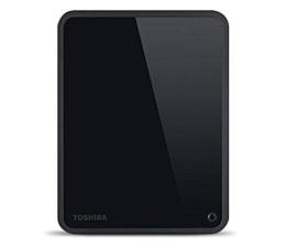 Dysk zewnetrzny/przenośny Toshiba Canvio 6TB 3,5'' USB 3.0 czarny