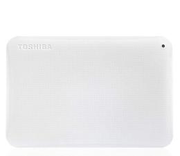 Dysk zewnetrzny/przenośny Toshiba Canvio Ready 1TB USB 3.0 biały