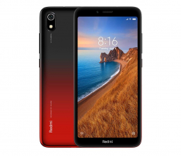 Smartfon / Telefon Xiaomi Redmi 7A 32GB Dual SIM LTE  Gem Red