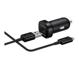 Ładowarka do smartfonów Samsung Ładowarka Samochodowa Mini 1x 2A Fast Charge