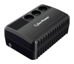 Zasilacz awaryjny (UPS) CyberPower UPS BU650E-FR (600VA/360W, 3xFR, AVR)