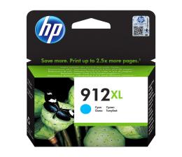 Tusz do drukarki HP 912 XL Cyan 825str