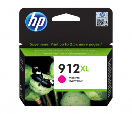 Tusz do drukarki HP 912 XL Magenta 825str
