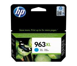 Tusz do drukarki HP 963 XL 3JA27AE Cyan 1600str