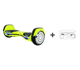 Hoverboard Razor Hovertrax 2.0 zielona + FreeBuds Lite