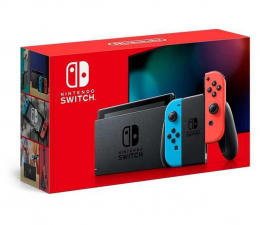 Konsola Nintendo Nintendo Switch Joy-Con Red/Blue *NEW*
