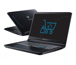 "Notebook / Laptop 17,3"" Acer Helios 300 i7-9750/16GB/512+1TB RTX2060 144Hz"