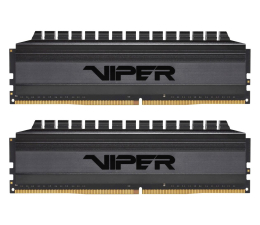 Pamięć RAM DDR4 Patriot 16GB (2x8GB) 3000MHz CL16 Viper 4 Blackout