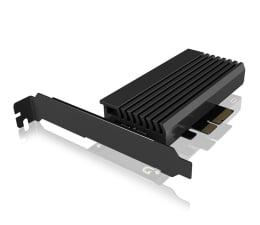 Kontroler ICY BOX Karta PCIe M.2 M-Key dla 1 dysku SSD M.2 NVMe