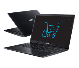 "Notebook / Laptop 15,6"" Acer Aspire 3 i5-10210U/8GB/512 MX230 Czarny"
