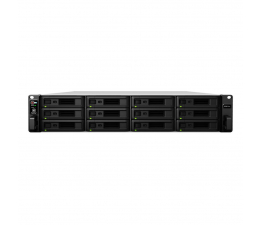 Dysk sieciowy NAS / macierz Synology RS3617xs+ (12xHDD, 6x2.2-2.7GHz, 8GB, 2xUSB,6xLAN)