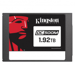 "Dysk SSD  Kingston 1,92TB 2,5"" SATA SSD DC500M"