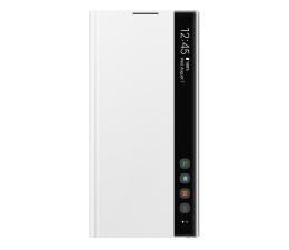 Etui/obudowa na smartfona Samsung Clear View Cover do Galaxy Note 10+ biały