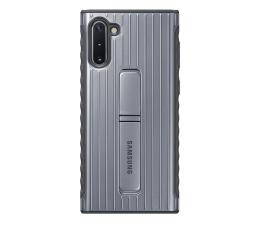 Etui/obudowa na smartfona Samsung Protective Standing Cover do Galaxy Note 10 Silver