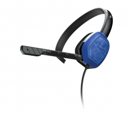 Słuchawki do konsoli PDP PS4 Headset LvL.1 NEW BLUE CAMO