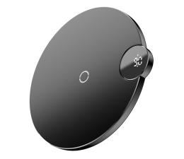 Ładowarka do smartfonów Baseus Ładowarka indukcyjna 10W (LED, czarny)