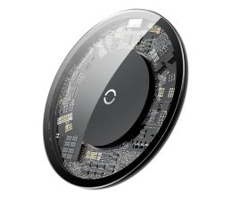 Ładowarka do smartfonów Baseus Ładowarka indukcyjna 10W (transparentny)