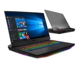 "Notebook / Laptop 17,3"" MSI GT76 i7-9700K/32GB/2*512+1TB/Win10Pro RTX2070 4K"