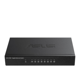 Switch ASUS 8p GX-U1081 (8x10/100/1000Mbit)