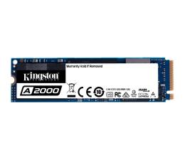 Dysk SSD Kingston 500GB M.2 PCIe NVMe A2000