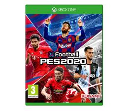 Gra na Xbox One Konami eFootball PES2020