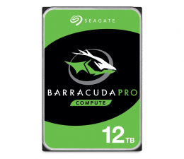 Dysk HDD Seagate 12TB 7200obr. 256MB BarraCuda Pro