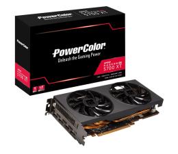 Karta graficzna AMD PowerColor Radeon RX 5700 XT Standard Version 8GB GDDR6