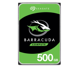 Dysk HDD Seagate BARRACUDA 500GB 7200obr. 32MB