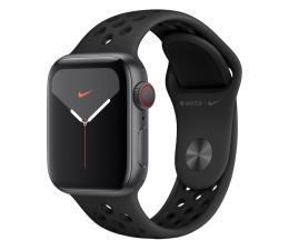 Smartwatch Apple Watch 5 Nike 40/Space Gray/Black Sport LTE