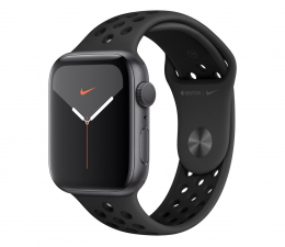 Smartwatch Apple Watch 5 Nike 44/Space Gray/Black Sport GPS