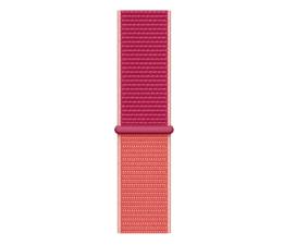 Pasek / bransoletka Apple Opaska sportowa różowa do koperty 44 mm