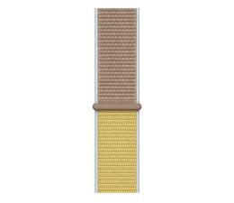 Pasek / bransoletka Apple Opaska Sportowa do Apple Watch wielbłądzia sierść