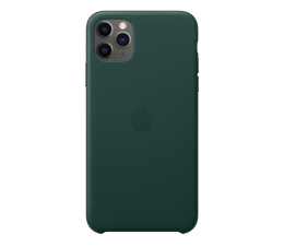 Etui/obudowa na smartfona Apple Leather Case do iPhone 11 Pro Max Forest Green