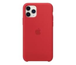 Etui / obudowa na smartfona Apple Silicone Case do iPhone 11 Pro (PRODUCT)RED