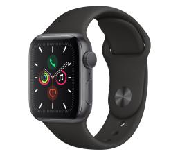 Smartwatch Apple Watch 5 40/Space Gray Aluminium/Black Sport GPS